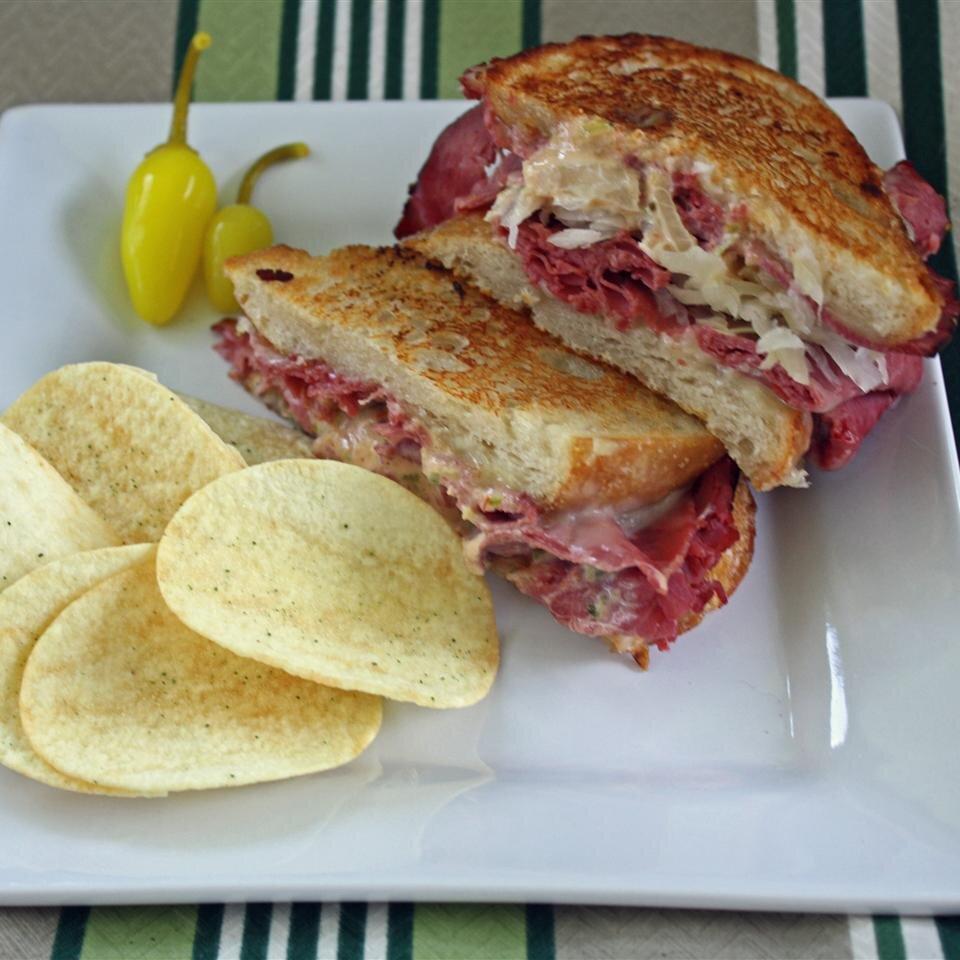 Reuben Sandwich Ii Recipe Allrecipes