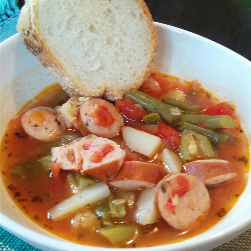 Summer Zucchini Stew Livire