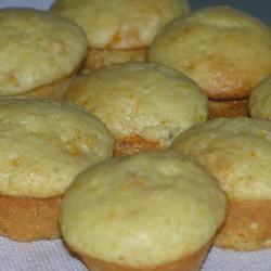Orange Muffins MIKEY