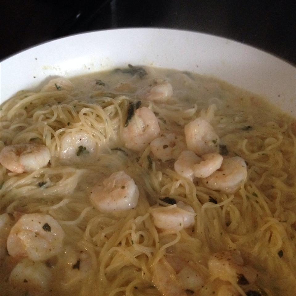 Lemon and Cilantro Shrimp melis1a