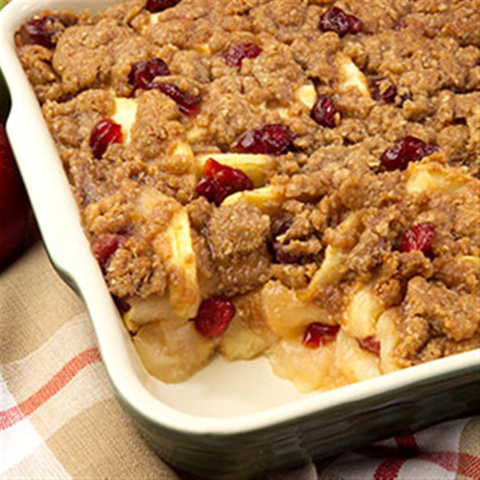 Apple-Cranberry Crisp by PAM® Trusted Brands