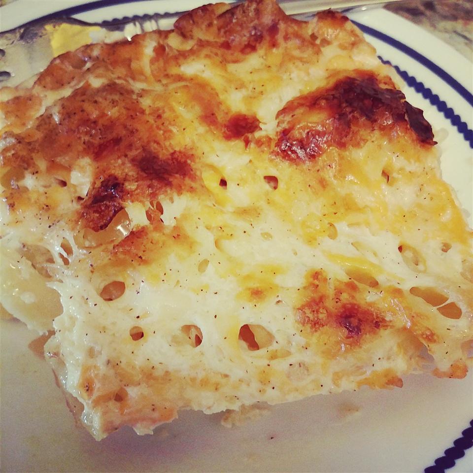 Ginny's Cheezy Macaroni
