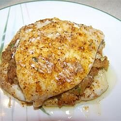 brians easy stuffed flounder recipe