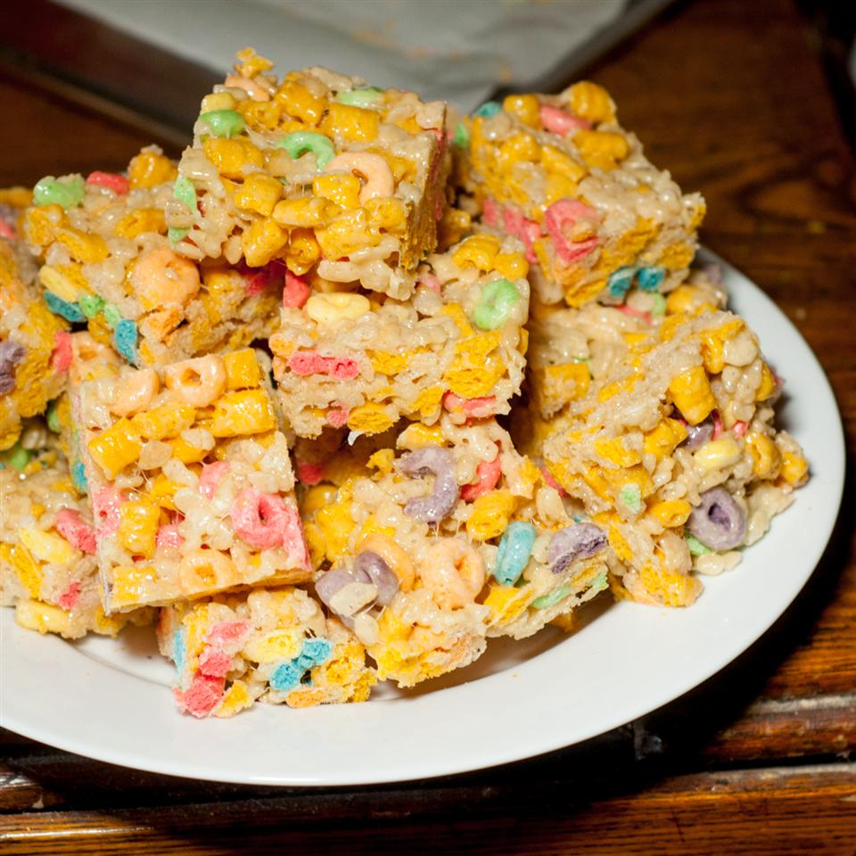 Bake Sale Marshmallow Treats