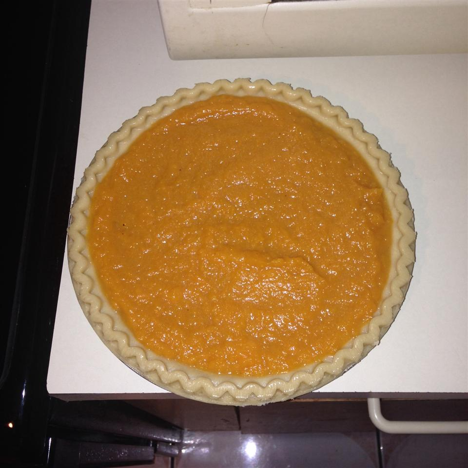 Sweet Potato Pie II