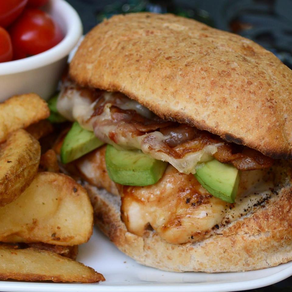 Dan's Favorite Chicken Sandwich ANGELSHARK