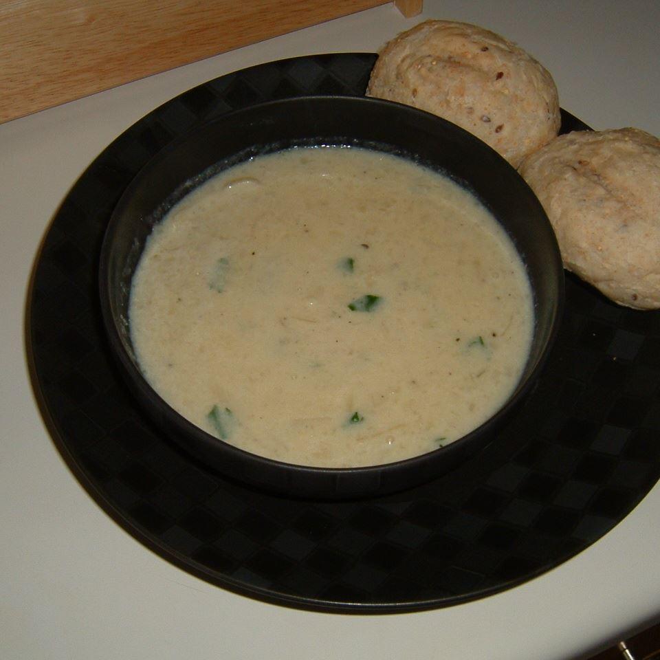 Creamy Vidalia Onion Soup
