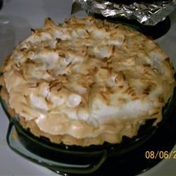 Coconut Cream Pie IV