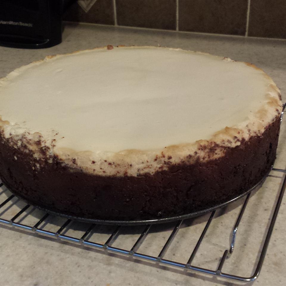 Chocolate Lover's Cheesecake mamabaker