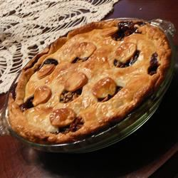 Meatless Mincemeat Pie lovestohost