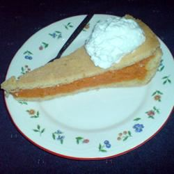 Cindy's Pumpkin Pie Tanja Suic
