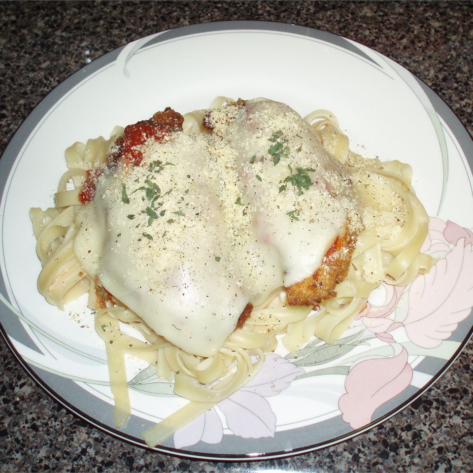 Mozzarella Parmesan Chicken Ruby