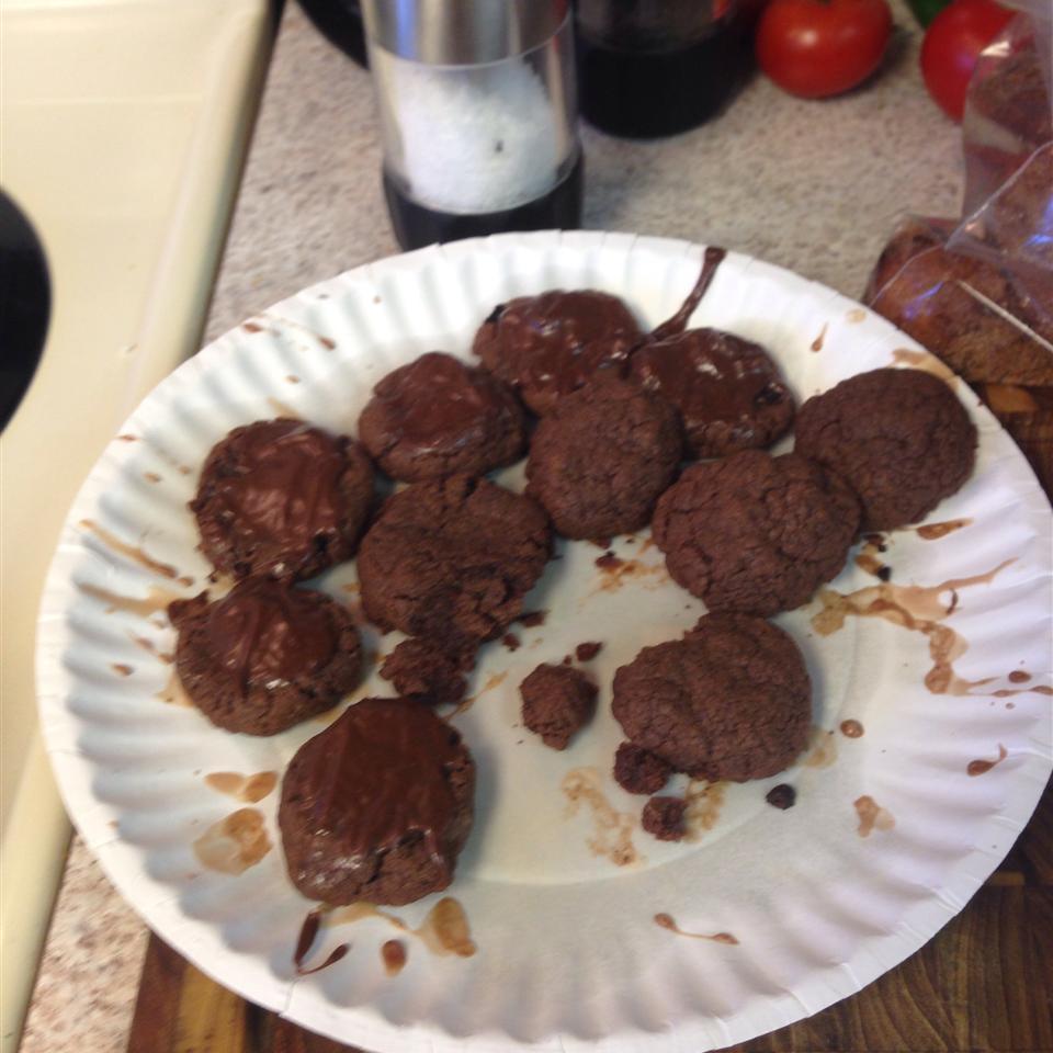 Super-Easy Nutella® Cookies buggaboo1108