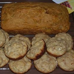 Baked Pumpkin Bread jasi