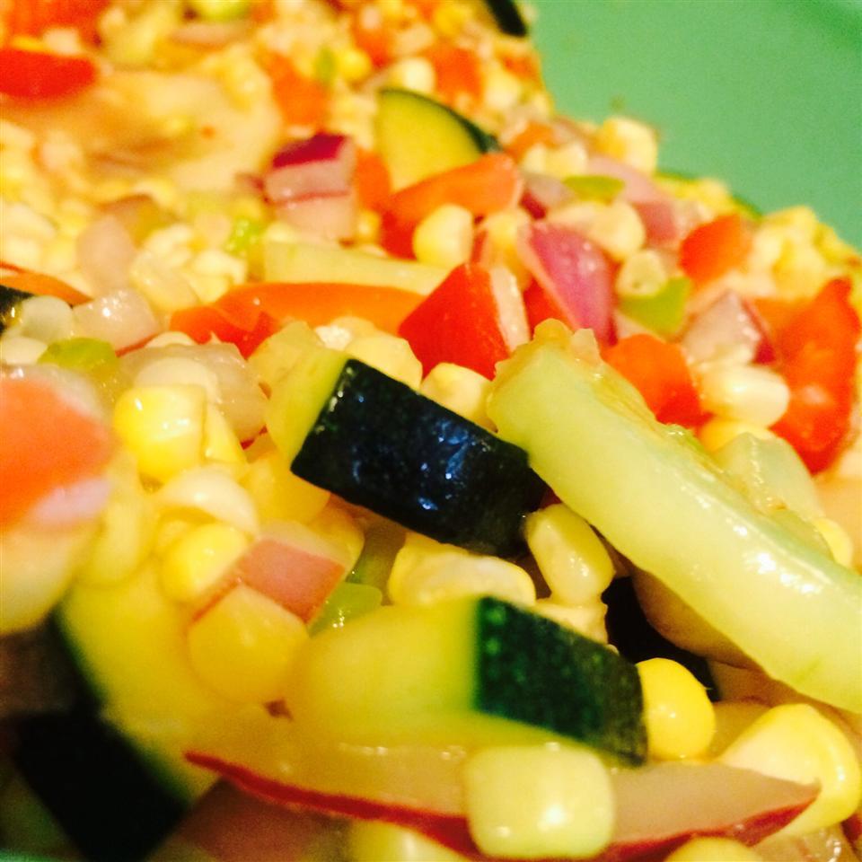 P.J.'s Fresh Corn Salad