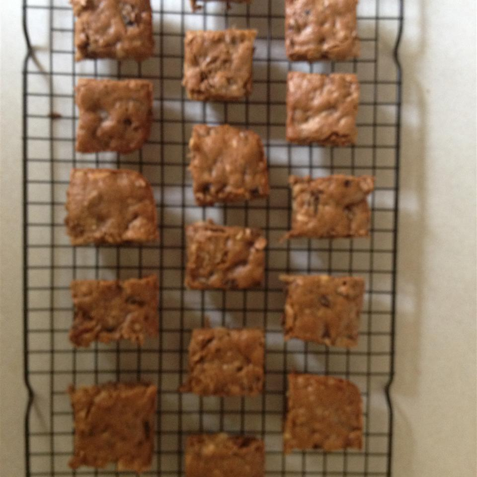 Date-Nut and Brown Sugar Bars Christine Lousias