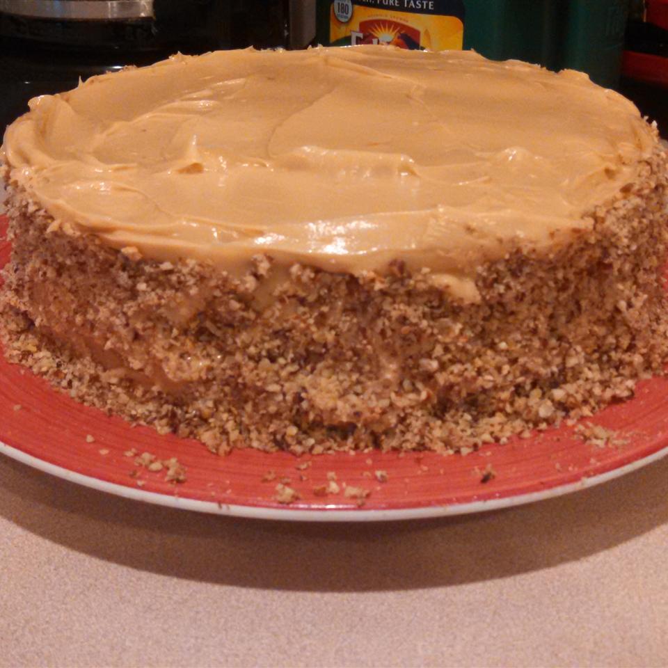 Graham Cracker Cake I