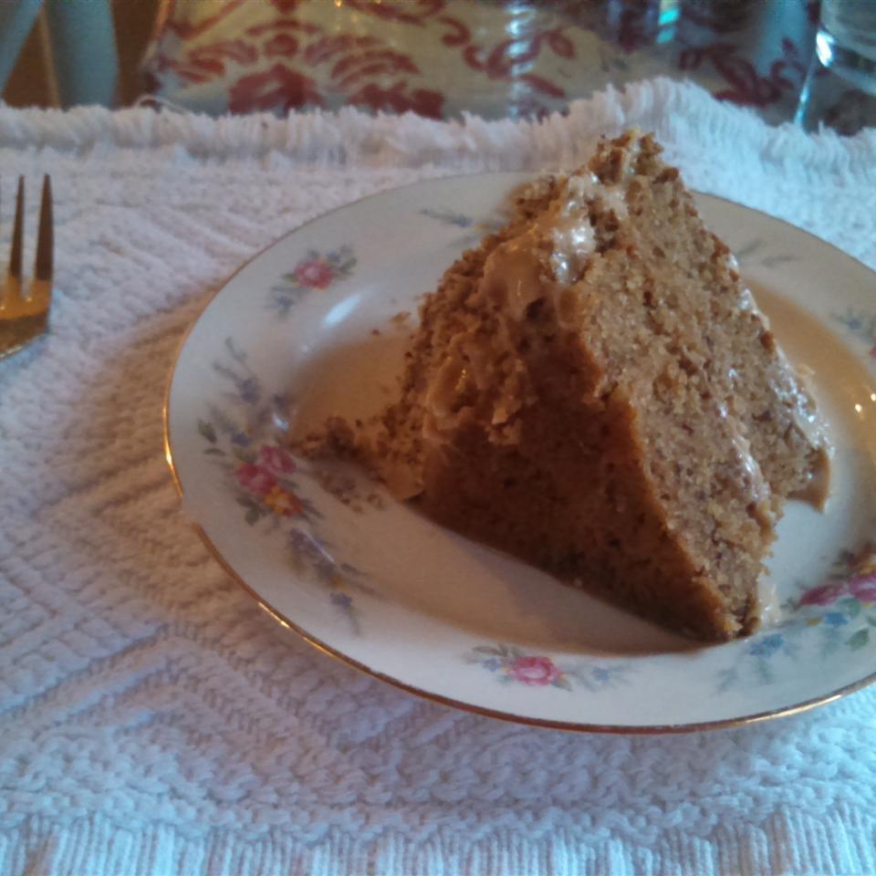 Graham Cracker Cake I MaryB