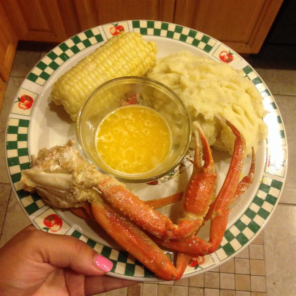Garlic Crab Legs Monibabi