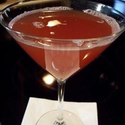 Cherry Breeze Martini T L Dixon