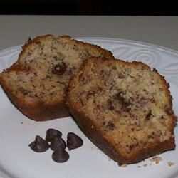 Chocolate Chip Banana Bread II