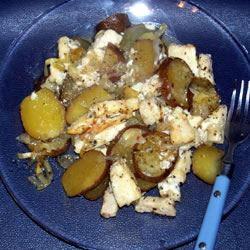 Red Potato Chicken sadie