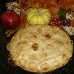 Best Ever Pie Crust