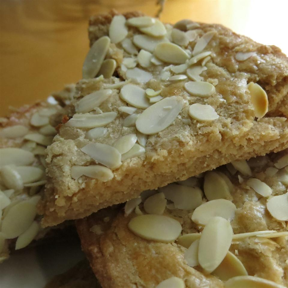 Dutch Almond Boterkoek