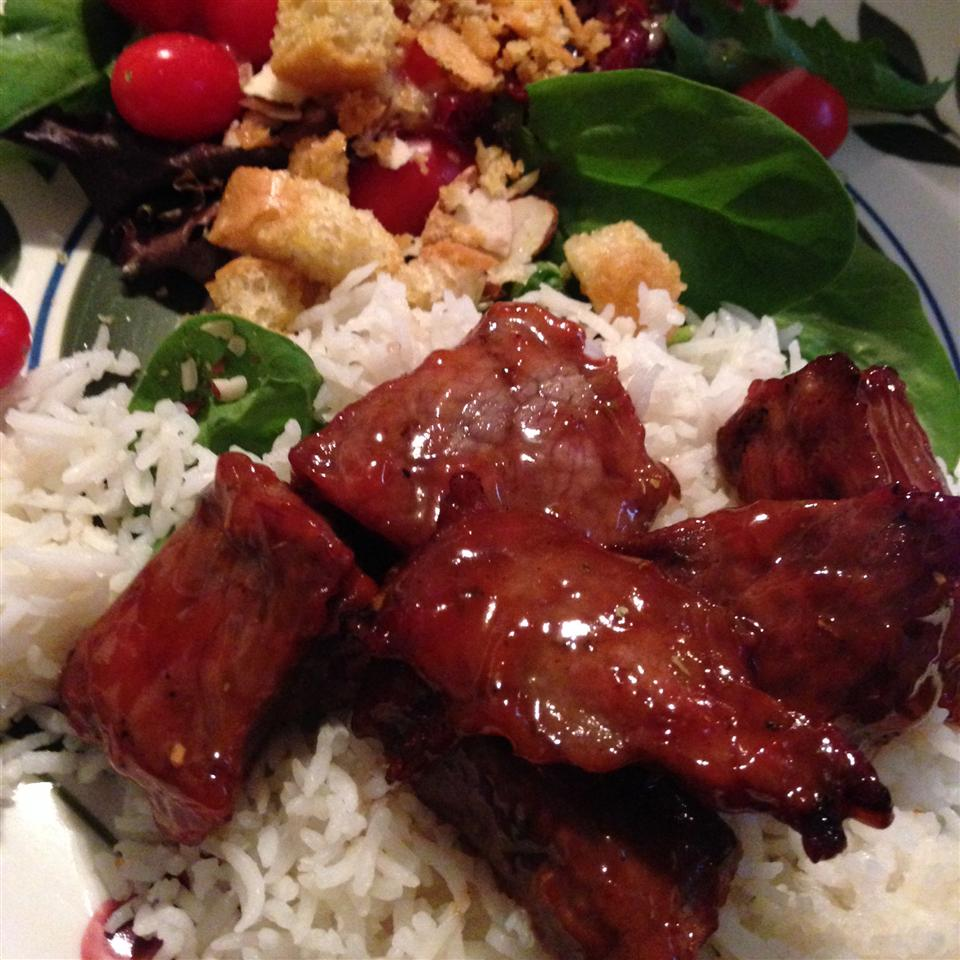 Molasses Marinade for Beef amy