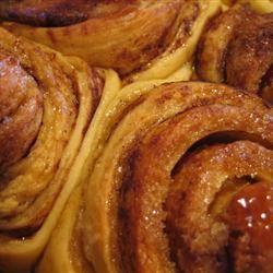 Overnight Cinnamon Rolls I
