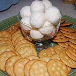 Thanksgiving Cheese Ball momofmy4crazykids