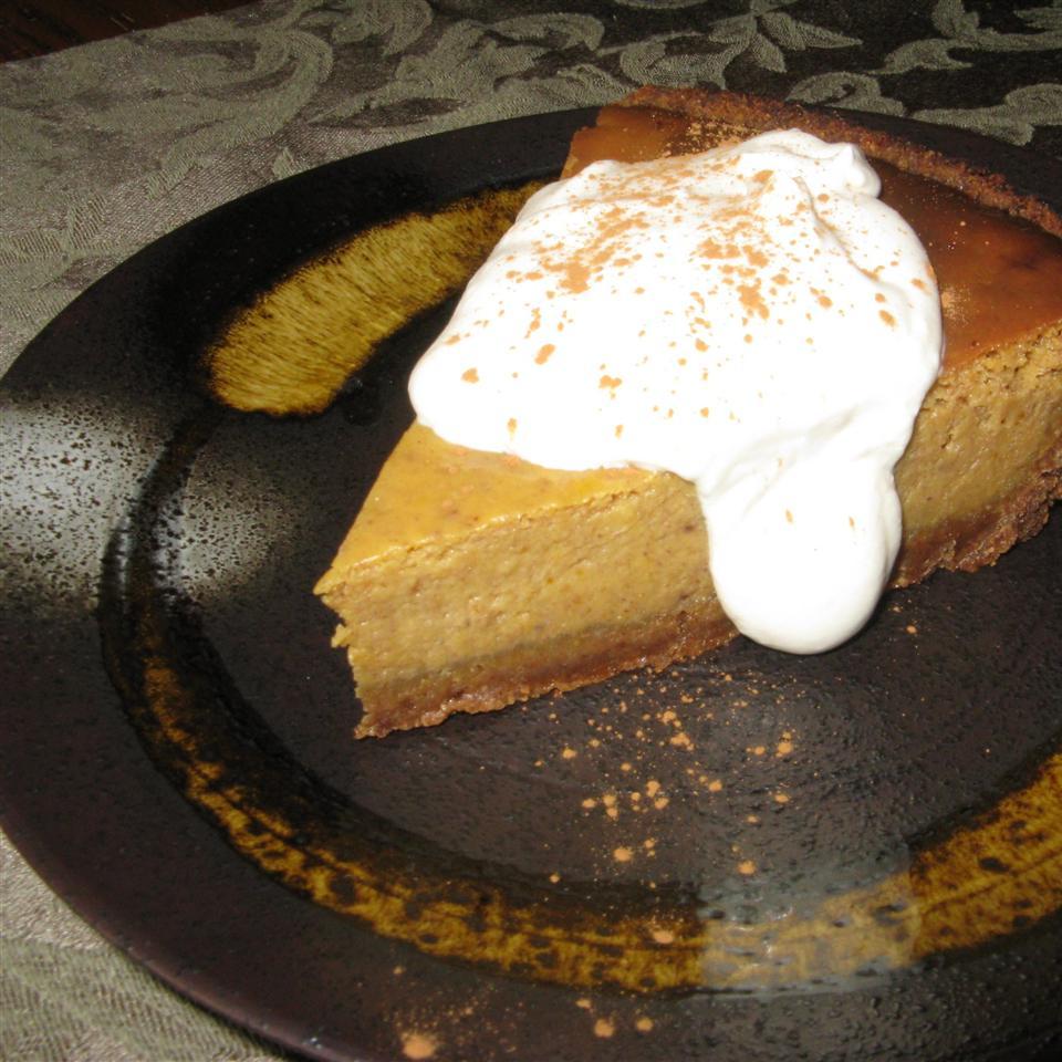 Poetic Pumpkin Pie Jody
