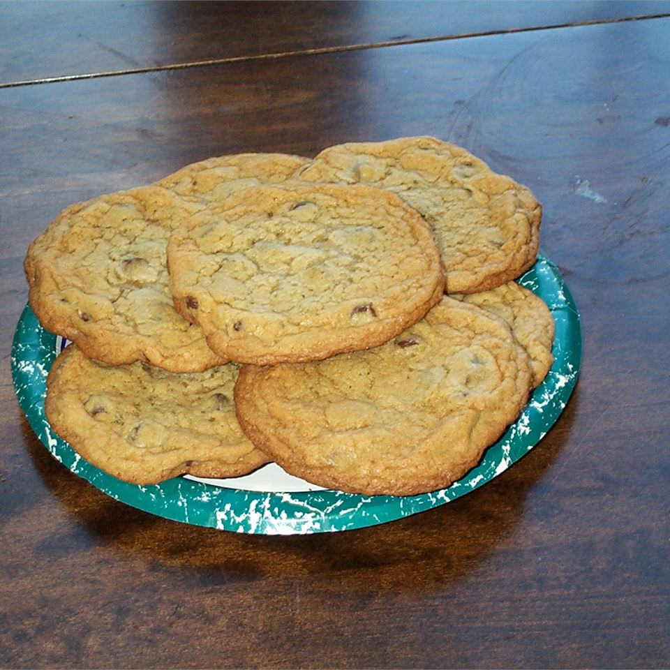 Jack's Chocolate Chip Cookies BEANEFAN