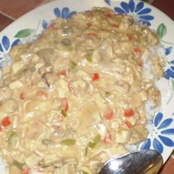 Homemade Chicken A La King Muffinmom