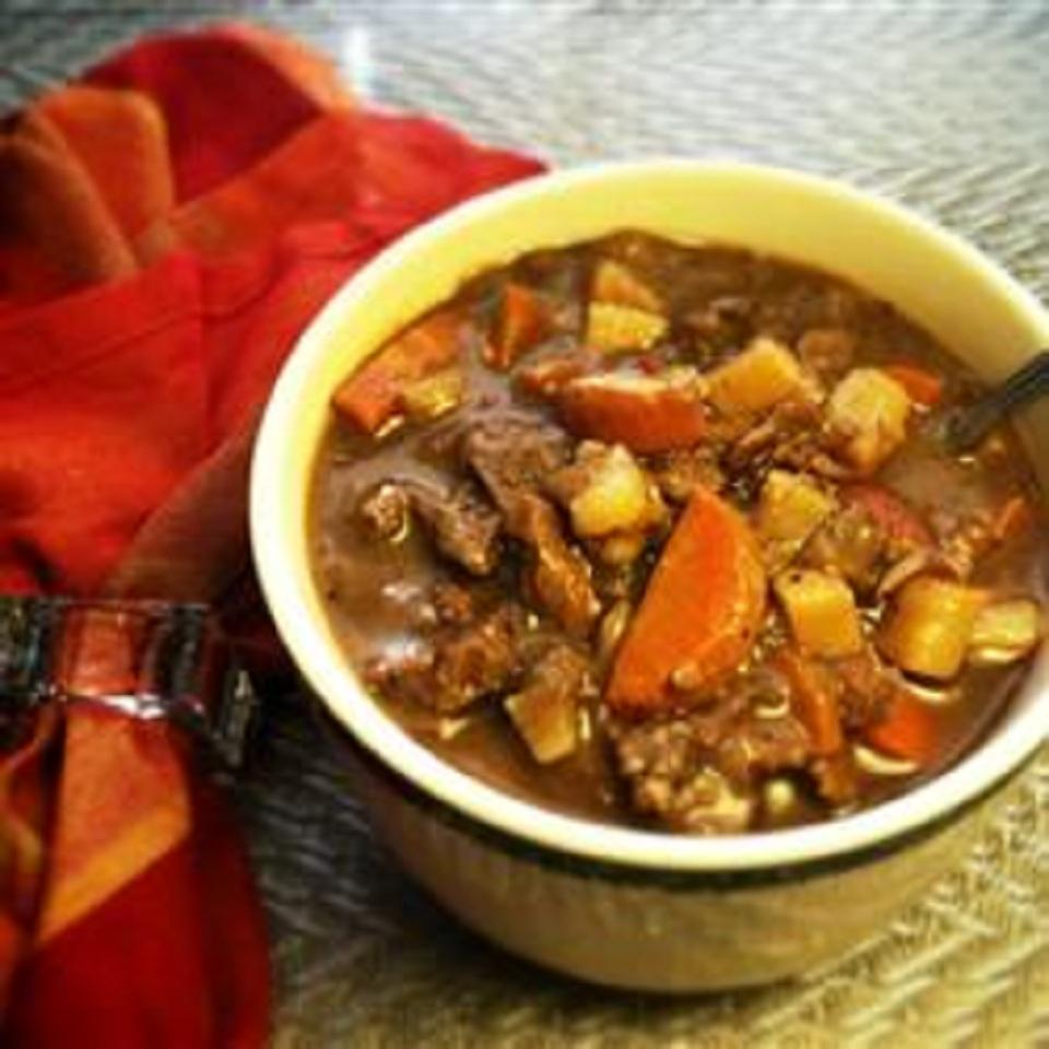 Vegan Stout Stew