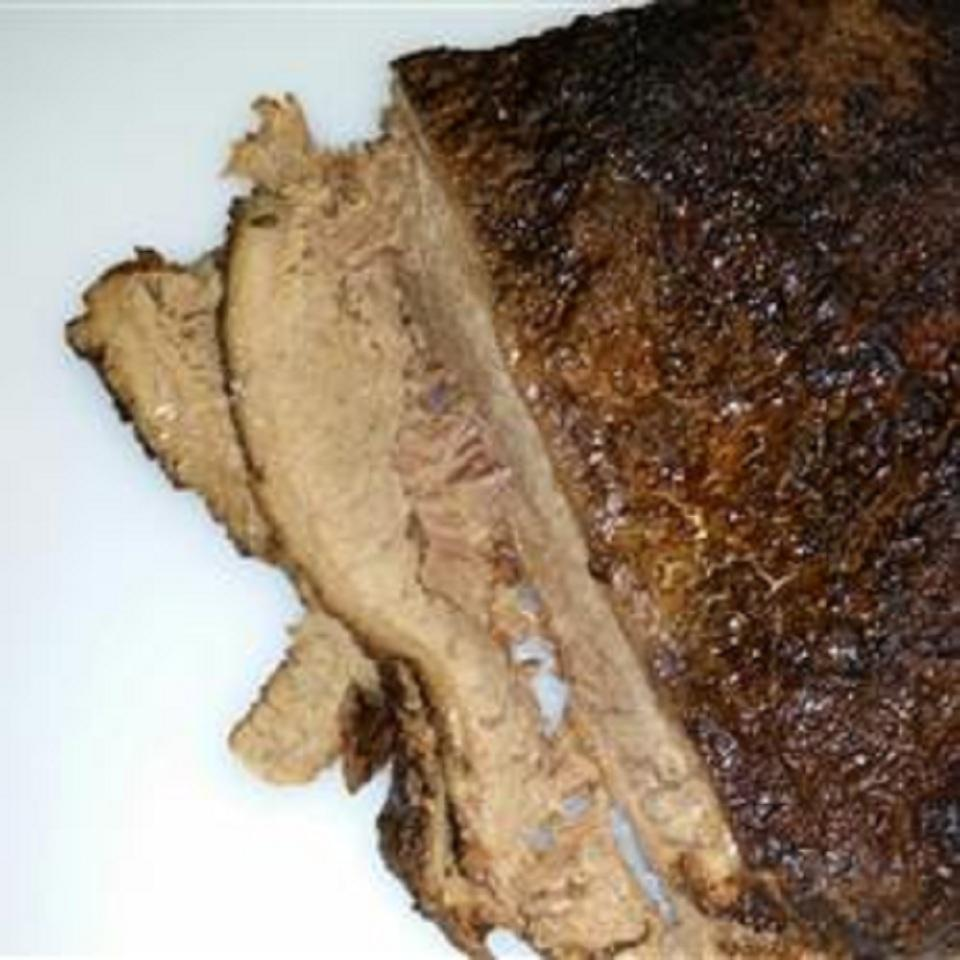 Yeah, I-Lived-in-Texas, Smoked Brisket