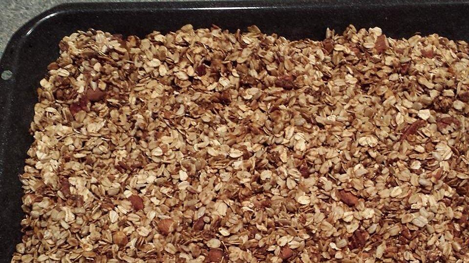 Homemade Granola Cereal Recipe Allrecipes