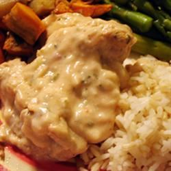 Russian Chicken with Feta Cheese Irene Y