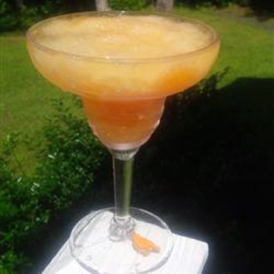 Coconut Rum Slushie
