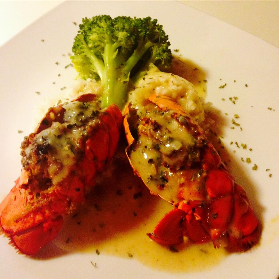 Easy Broiled Lobster Tails Lejla