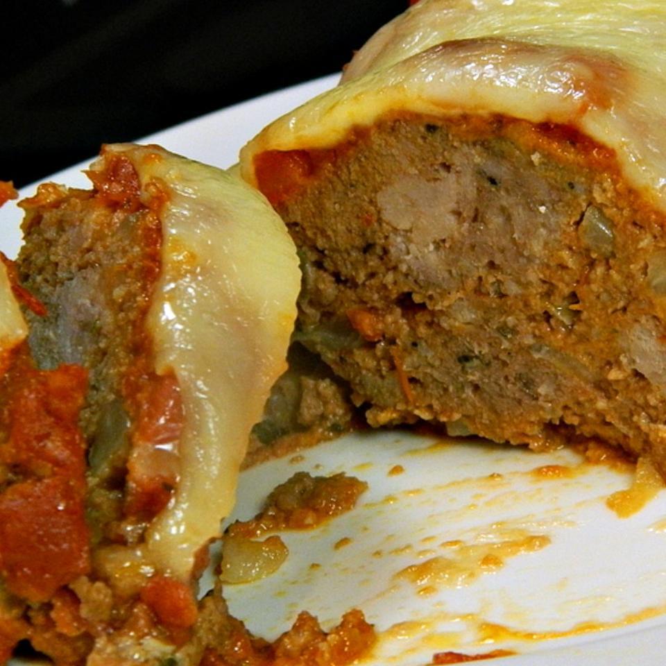 Italian Mini Meat Loaves
