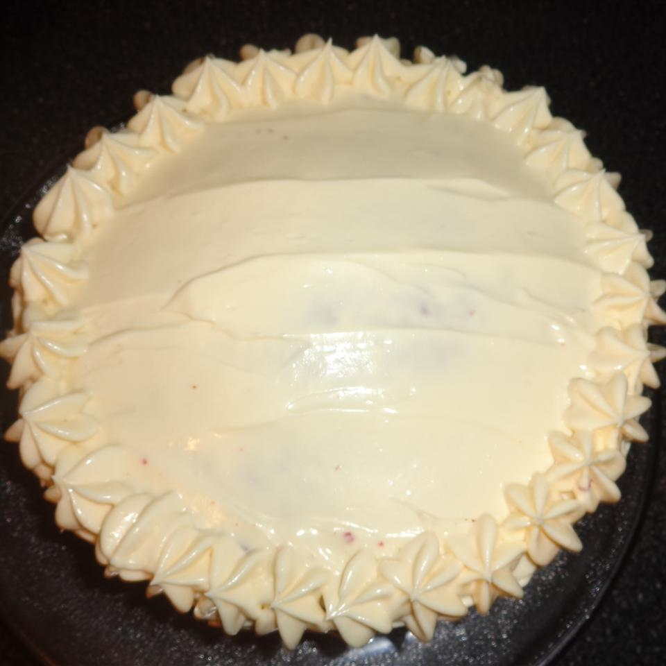 Chef John's Cream Cheese Frosting Mrs. Peterson
