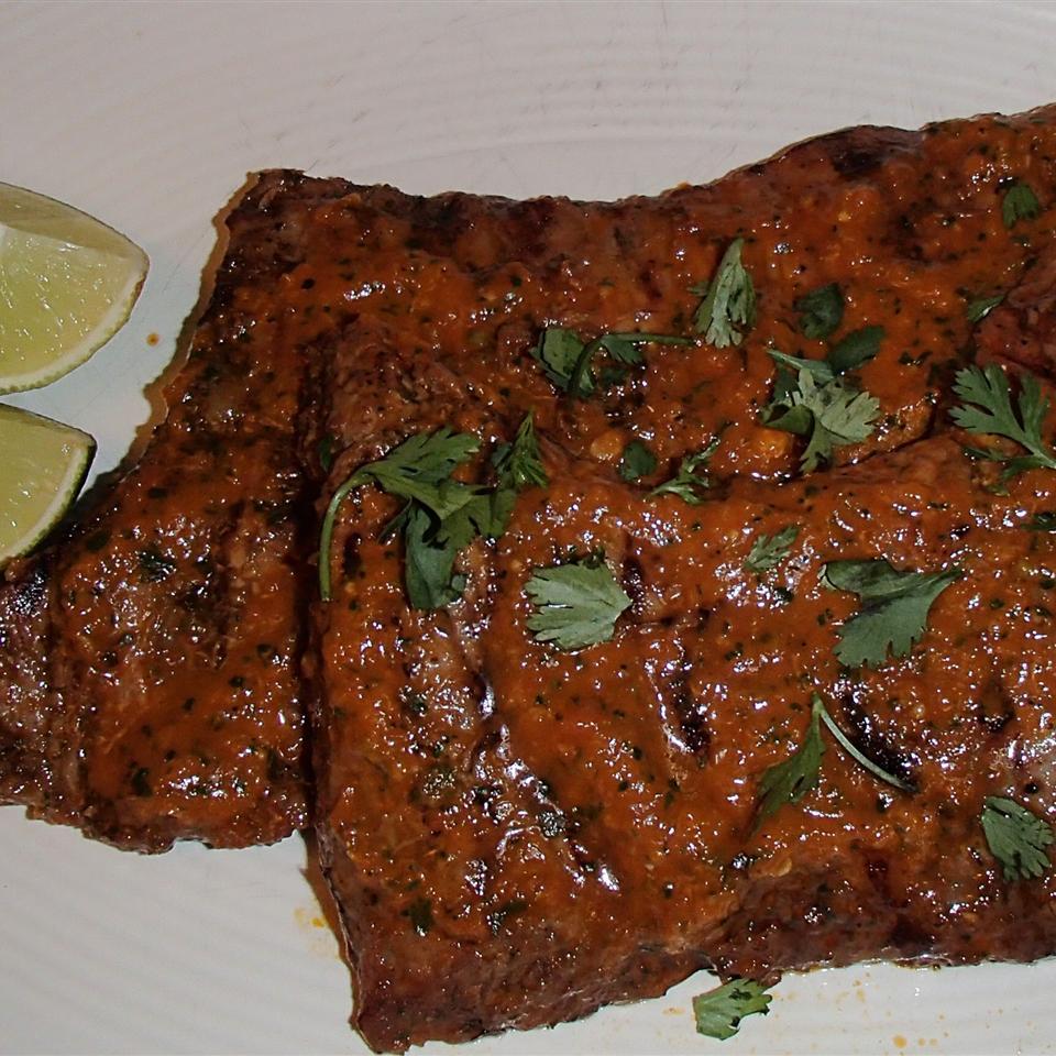 Grilled Chipotle Skirt Steak Janet Henderson