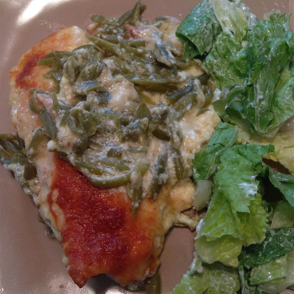Chicken and Green Bean Casserole lupiga76