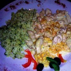 Chicken Stroganoff I Elenia