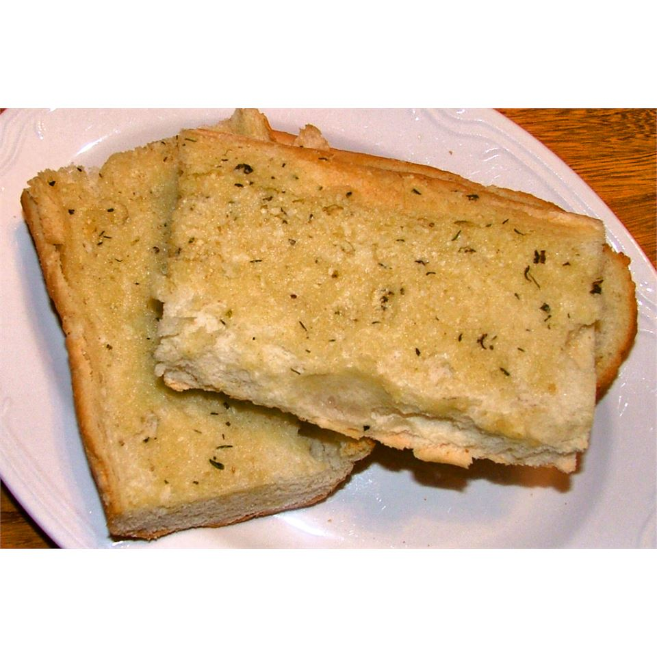 Parmesan Garlic Bread