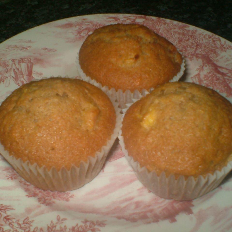 Peach Muffins ELLEN666