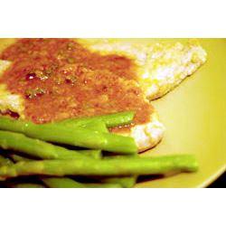 Classic Veal Marsala bhague