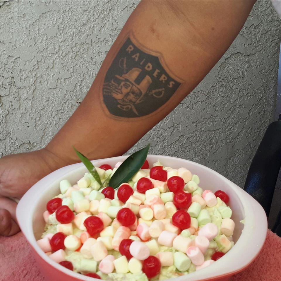 Pistachio and Pecan Salad Patty Cakes