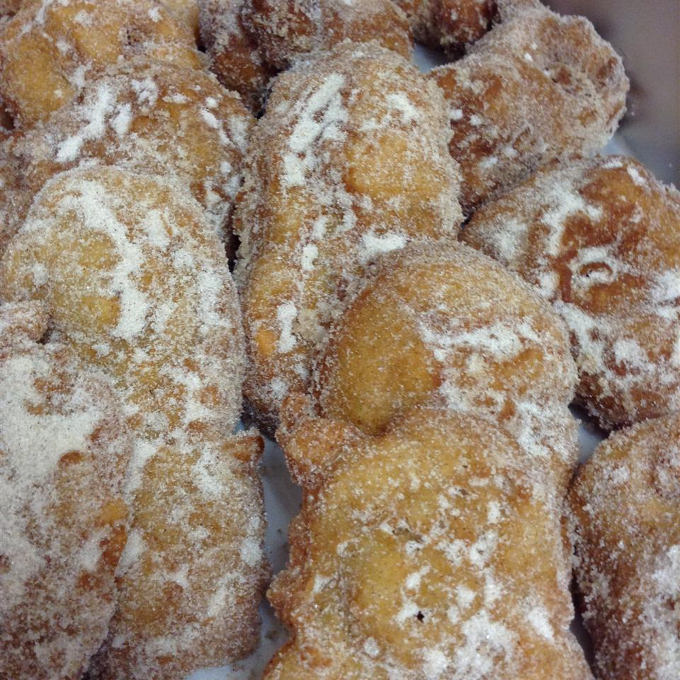 Mom's Apple Fritters